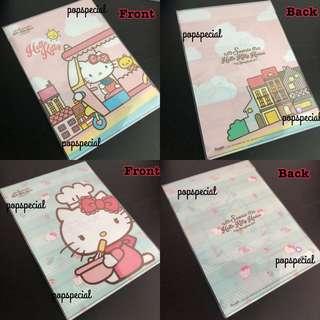 Last File Each Hello Kitty A4 File