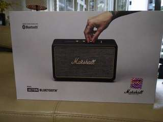 Marshall Speaker Acton BNIB Unopened