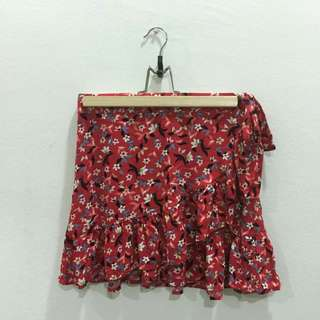 Cotton On Side Tie Skirt