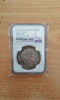 Netherlands ngc coin
