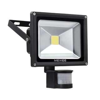 1355. MEIKEE Motion Sensor Flood Light
