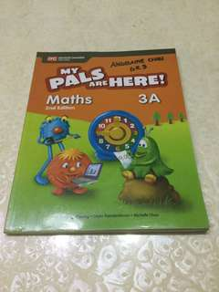 My Pals are Here! Math 3A