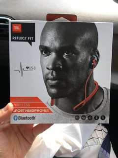 JBL Reflect Fit Sport Headphones