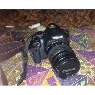 Canon EOS Kiss X4/ EOS 550D