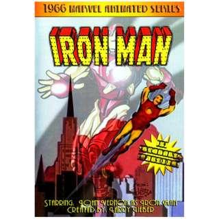 IRON MAN (1966) COMPLETE ANIMATED SERIES