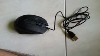 USB LED Mouse