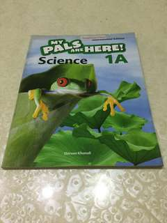 My Pals are Here! Science 1A