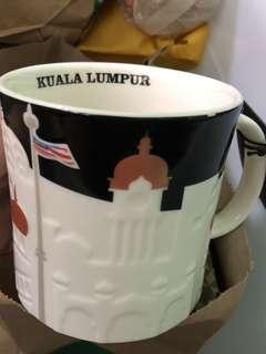 KL relief mug