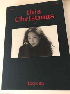 This Christmas {Taeyeon}