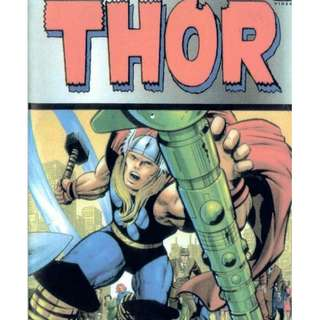 THOR (1966) COMPLETE ANIMATED SERIES