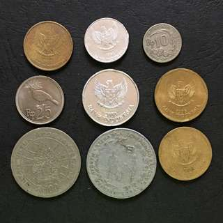Indonesia Small Change