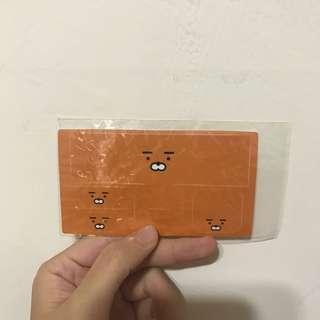 🚚 萊恩 豆腐頭保護貼