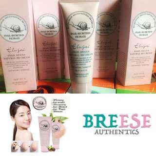 Elujai Snail Mucus Natural BB Cream