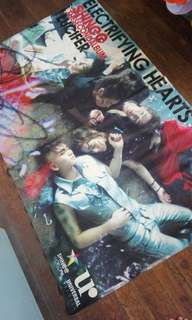 SHINee: Electrifying Hearts (The Second Album) Lucifer Tarpaulin