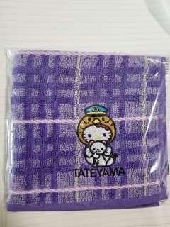 Hello kitty 手巾