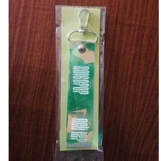 NCT 127 2nd Anniversary Keyring Holo Strap (Johnny)