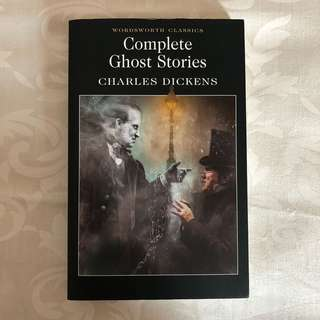 Complete ghost stories - charles dickens (wordsworth classics)