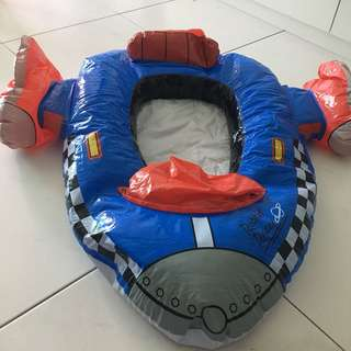 Kids swim float