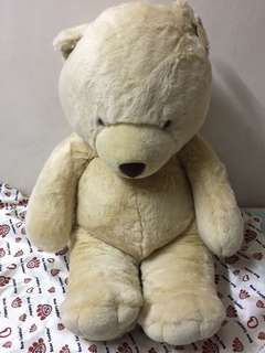 Life Size Teddy Bear- Blue Magic