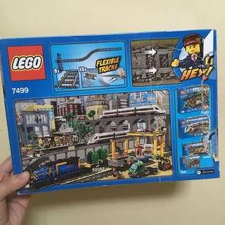 LEGO Flexible Tracks 7499