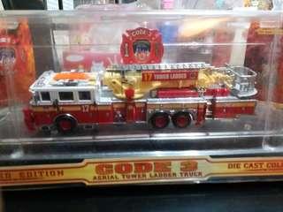 消防車 模型