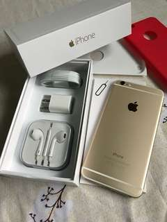 iPhone 6 Plus 16gb Gold With Package