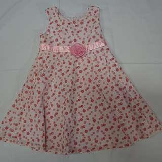 Pink Dainty Dress
