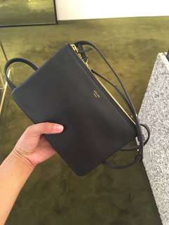 Celine trio bag small siZe 黑色