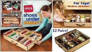 Shoes Under Organizer