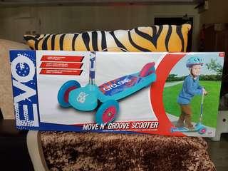 Evo Kids scooter