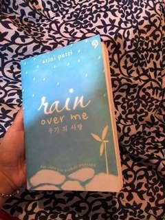 novel rain over me