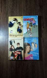Paket Novel Teenlit Best Selling Tahun 2000-an