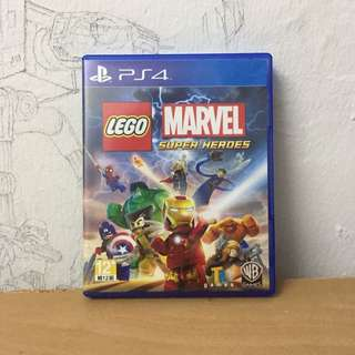 Marvel Lego Superheroes Ps4