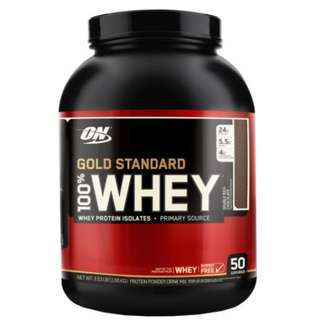 ON Optimum Nutrition Whey Gold Standard 100% 5lbs