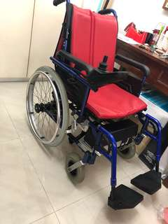 Electric Wheelchair 18'