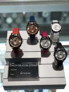 Coach手錶