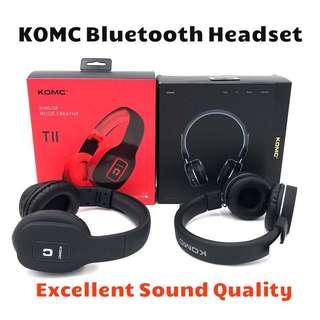 KOMC Bluetooth Headphones