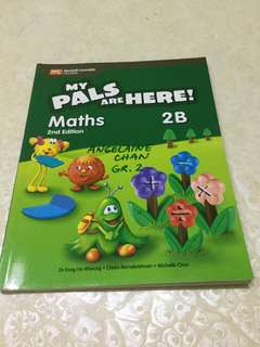 My Pals are Here! Math 2B