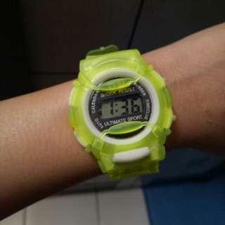 Jam Tangan Neon