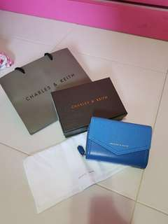 BN Charles & Keith Wallet