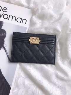 🚚 Chanel 卡夾 卡包 短夾