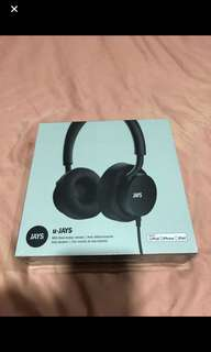U jay Bnwt headphones ( sealed)