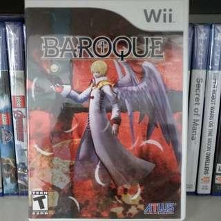 Wii - Baroque