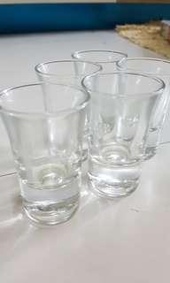 Shot glasses  5pcs