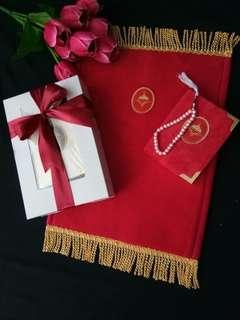 Sejadah for kids complete + tasbih and prayers book