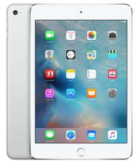 128gb ipad Mini 4 Wi-Fi (without SIM)