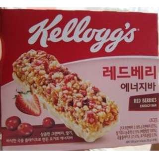 🚚 伴手禮福袋一組(三盒)小瓜呆脆笛酥、麗芝士納寶帝威化餅、韓國Kellogg's穀物能量棒