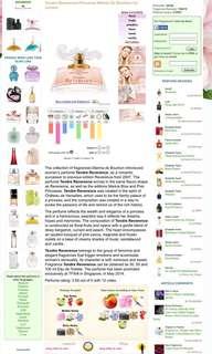 Sale! Tendre Reverence Princesse Marina de Bourbon Perfume (EDT)