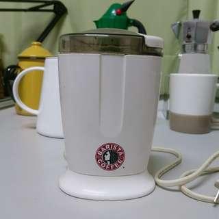 barista coffee 電動磨豆機 研磨機 西雅圖極品咖啡