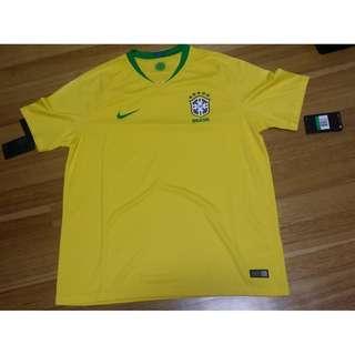 Official Original NIKE Brazil World Cup 2018 Jersey (BRAND NEW!!)
